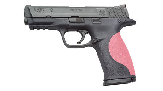 Smith & Wesson M&P9 Julie Goloski